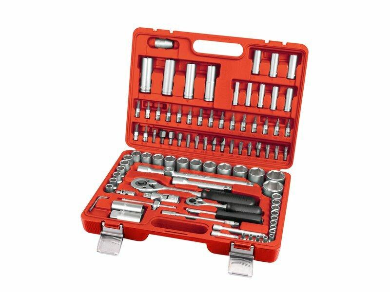 Extol Premium sada nástrčných a zástrčných kľúčov 94-dielna 6525