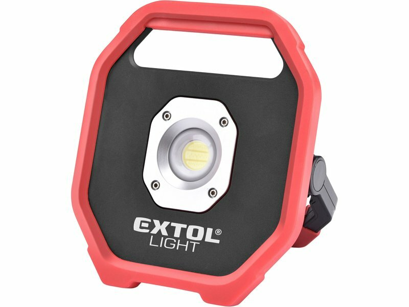 Extol Light LED aku svetlo so stojanom 10W 43260