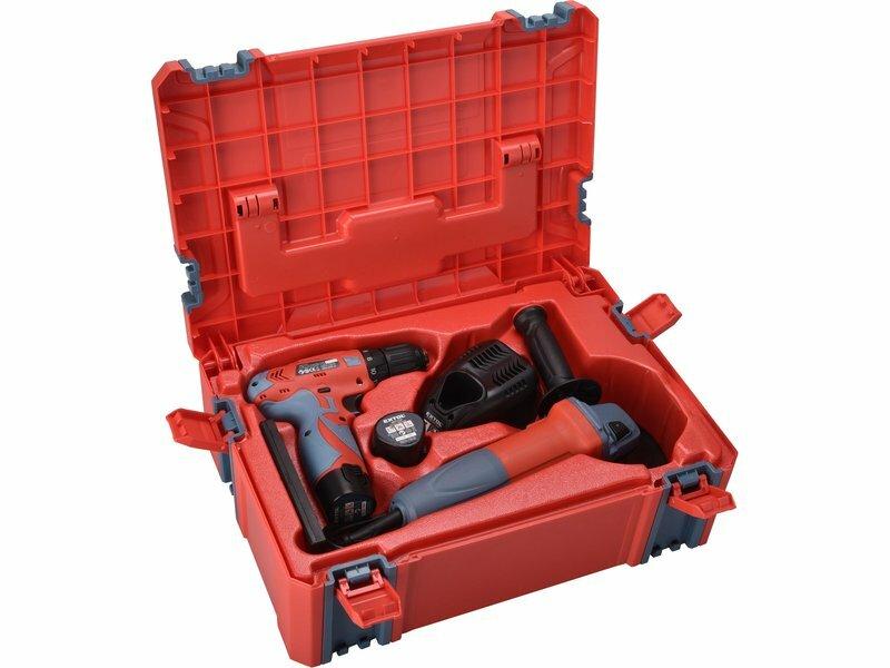 Extol Premium sada elektronáradia v kufri 8898311