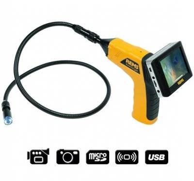 REMS CamScope Set 9-1 príručná kamera-endoskop