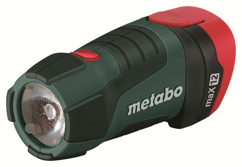 Metabo PowerMaxx LED 12