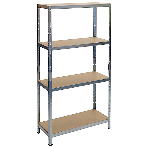 Kovový regál Racks RAT20 HD, 1800x900x450mm