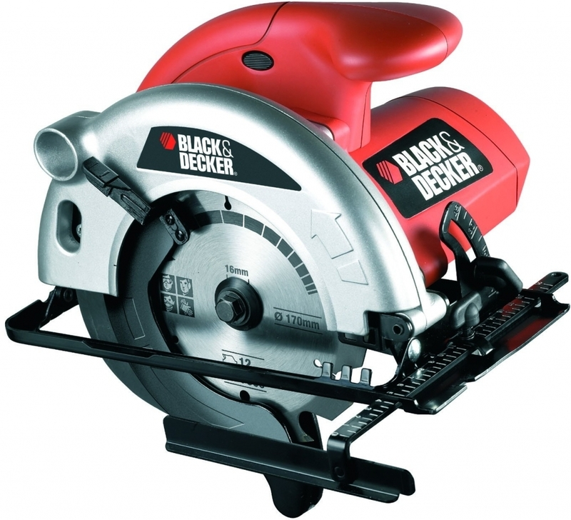 Black&Decker CD601 okružná píla 170mm