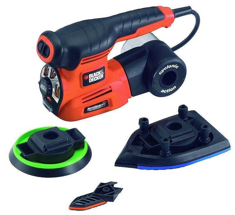 KA280 - Multi brúska 4 v 1 BLACK&DECKER