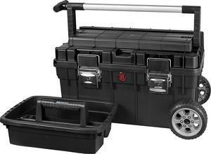 75e8d8d1fbb76 Patrol kufor na náradie plastový s kolieskami 3.34170 - Kufre a boxy ...