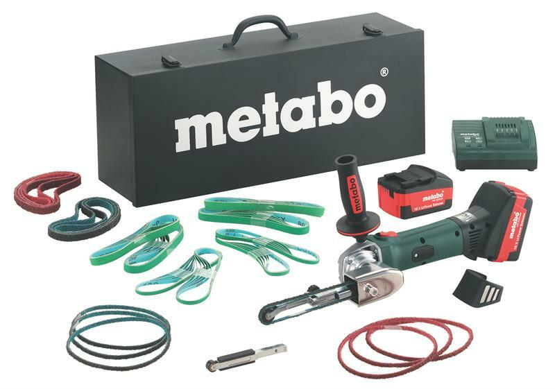 Metabo BF 18 LTX 90 Inox Set