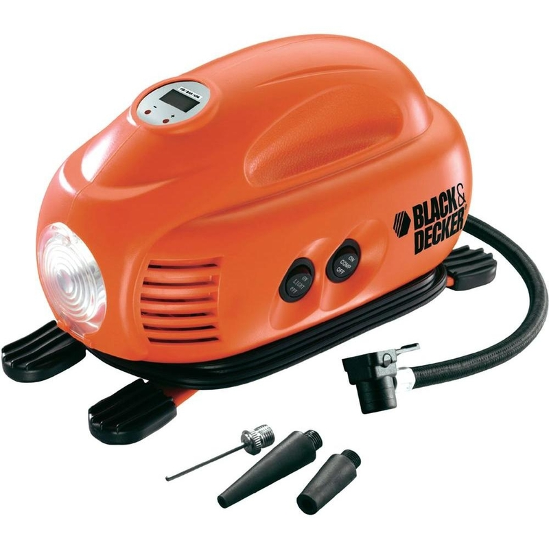 Black&Decker ASI200 kompresor do auta 12V