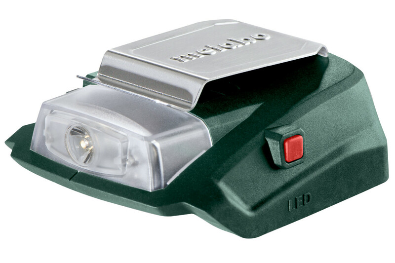 Metabo PA 14.4-18 LED-USB Aku Power Adaptér 600288000
