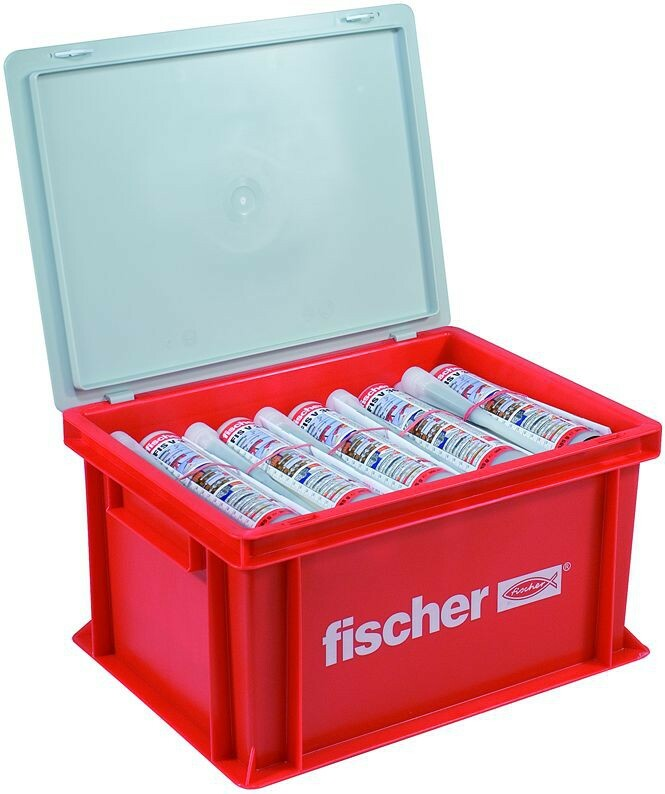 HWK montážny box plný profi Fisher malty