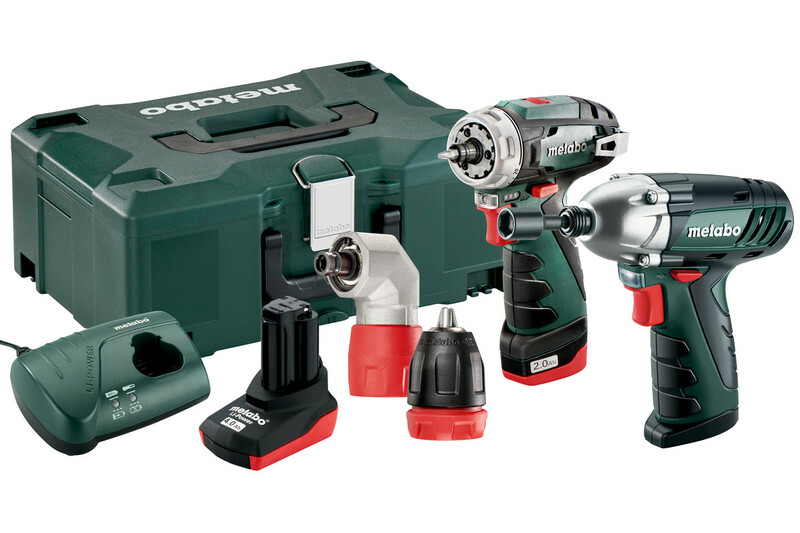 Metabo Combo Set 2.1 10.8 V Quick Pro 685053000