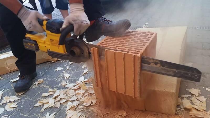 пила для резки керамических блоков