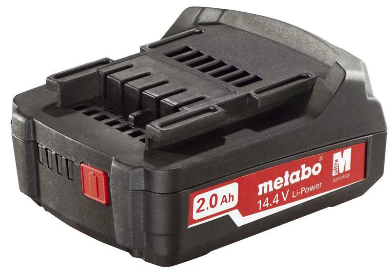 Metabo akumulátor Li-Power 14,4V 2,0Ah 625595000