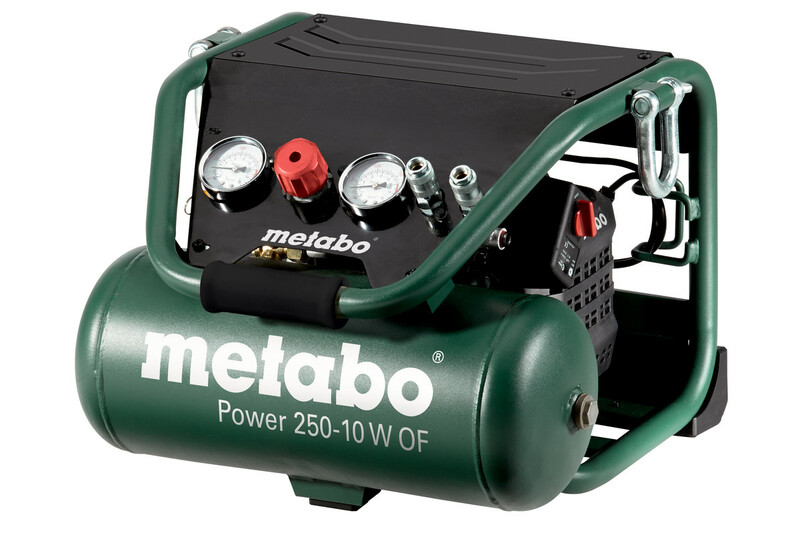 Metabo Power 250-10 W OF bezolejový kompresor 601544000