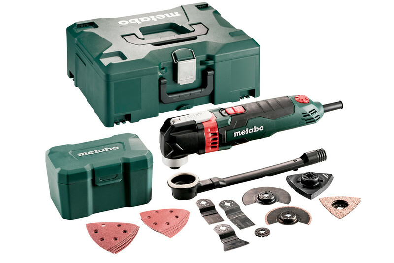 Metabo MT 400 Quick Multitool 601406700
