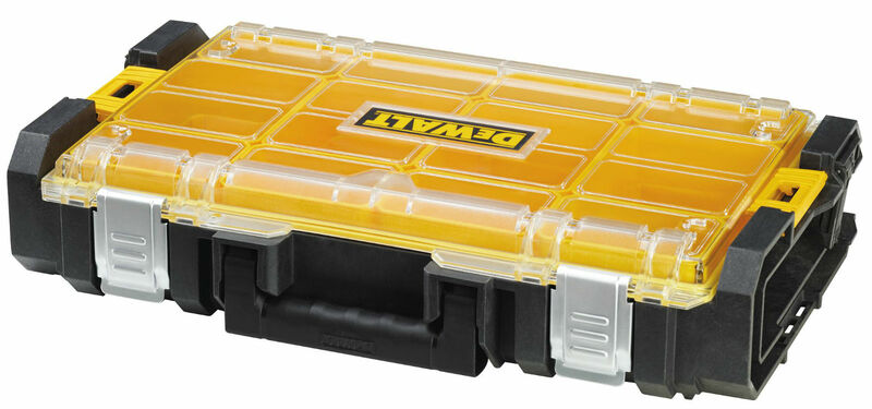 b56b97ed72f7a DeWalt DS 100 Tough organizér na náradie DWST1-75522 - Kufre a boxy ...