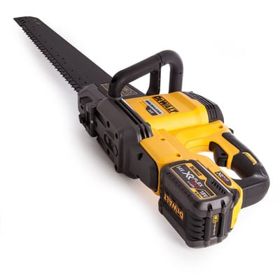 DeWalt FlexVolt DCS397T2 píla alligátor 430mm 54V 2x6,0Ah
