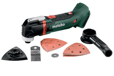 Metabo MT 18 LTX aku Multitool 18V 613021840