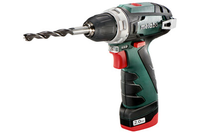 Metabo PowerMaxx BS Basic 10,8V 2x 2,0Ah aku 600080500