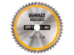 DeWalt pílový kotúč Construction 250x30mm 48z DT1957