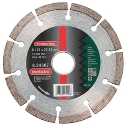 Metabo diamantový kotúč 115mm Promotion 624306000